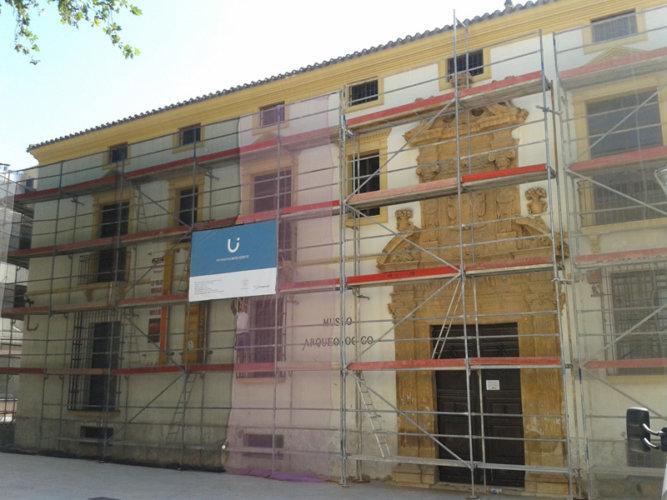 REHABILITACIÓN DEL MUSEO ARQUEOLÓGICO, LORCA (MURCIA)
