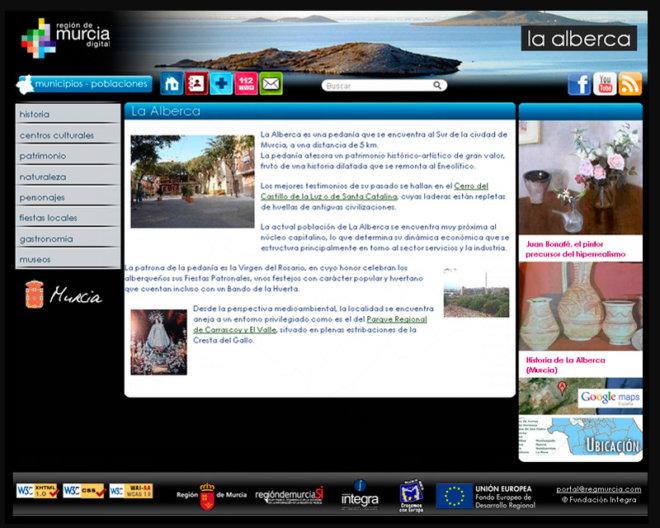 Pedanías de Murcia
