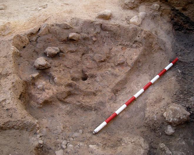 Excavación Arqueológica en Calle Corredera Esquina Terrer Leonés