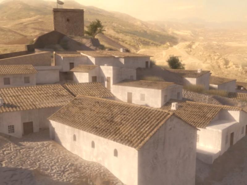 Castillo de Lorca