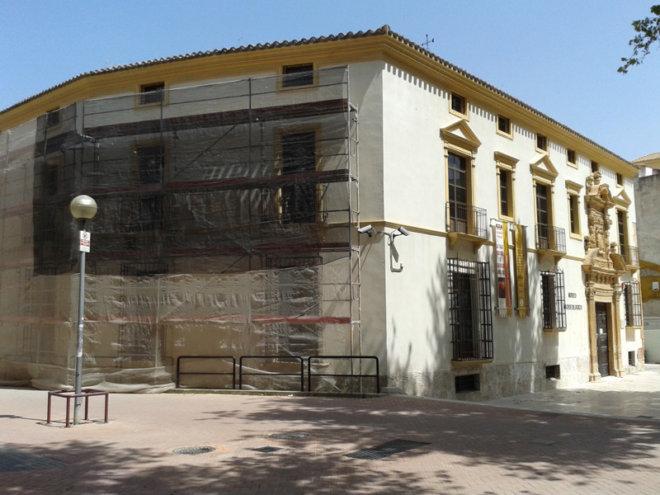 Museo de Lorca lateral