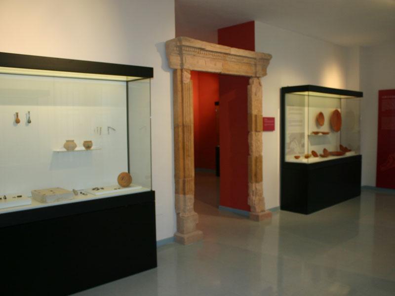 SALAS 7 y 8, MUSEO ARQUEOLÓGICO DE LORCA