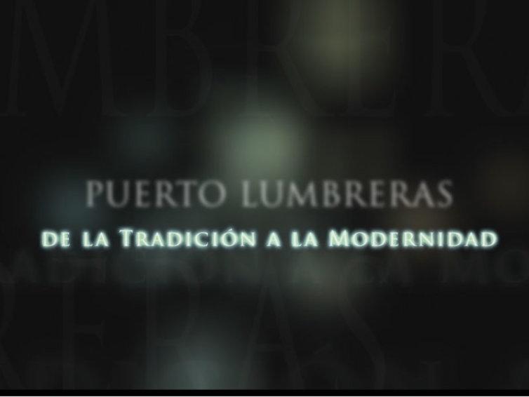 AUDIOVISUAL EN CENTRO DE GANADERÍA Y AGRICULTURA DE LA CASA DEL CURA (PUERTO LUMBRERAS)