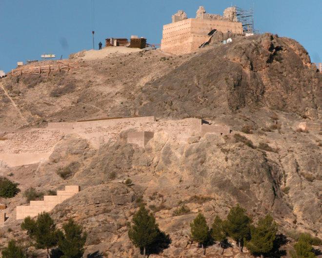 Restauración del Castillo de Calasparra