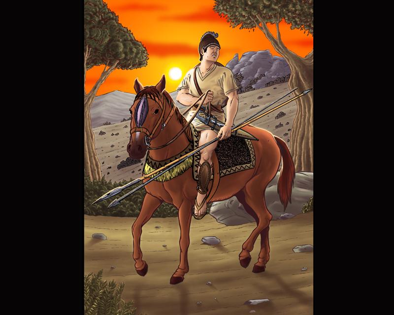 guerrero ibérico