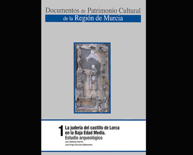 """Libro """"La Judería del Castillo de Lorca"""""""