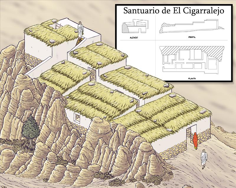 """SANTUARIO DE """"EL CIGARRALEJO"""""""