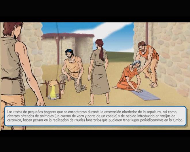 La Tumba del Alabardero de los Cipreses