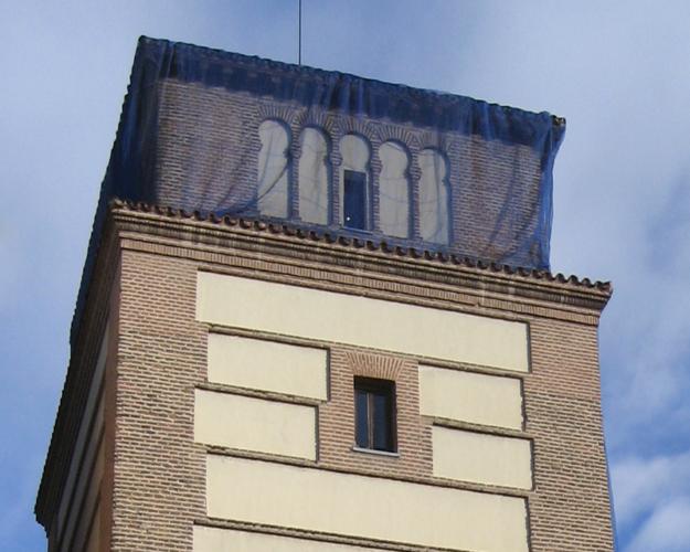 RESTAURACIÓN DE LA CASA LUJANES (MADRID)