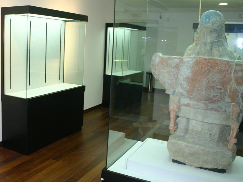 Dotación museográfica del Museo Arqueológico de Baza