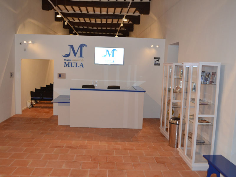 EQUIPAMIENTO Y MUSEALIZACIÓN DEL MUSEO CIUDAD DE MULA EN EL CONVENTO DE SAN FRANCISCO