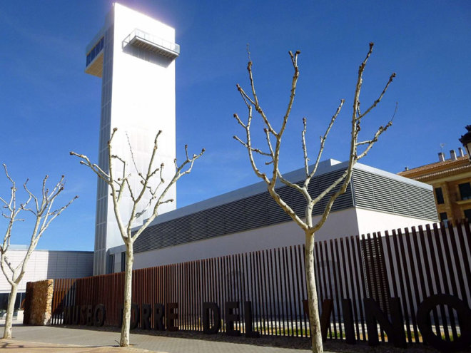 Torre del Vino de Socuéllamos