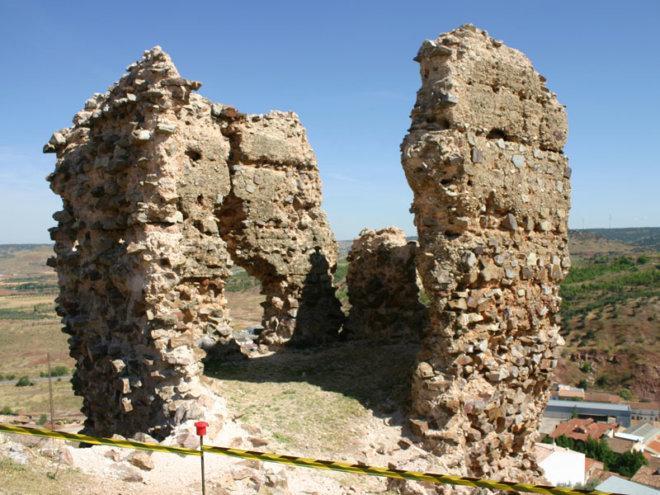 Restauración del Castillo de Alcaraz