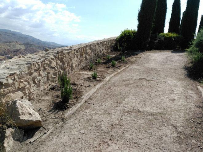 Parque Arqueológico del Castillo de Lorca