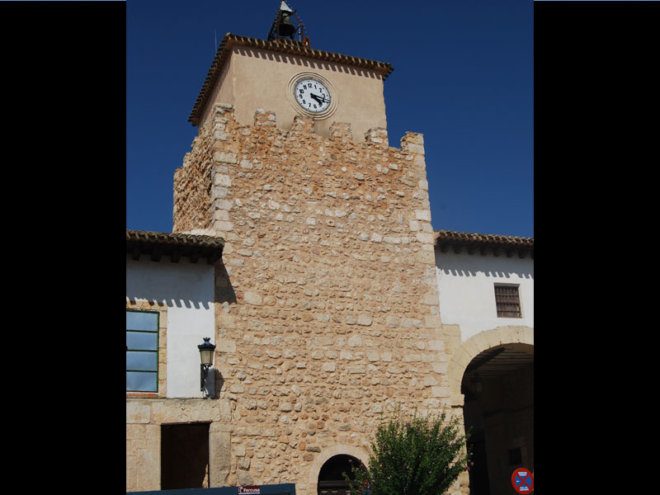 Rehabilitación de la Torre del Castillo en Iniesta (Cuenca)