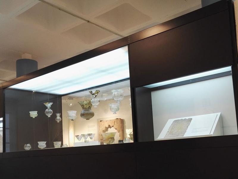 Salas 5, 6 y 9 a 13 del Museo Arqueológico de Lorca