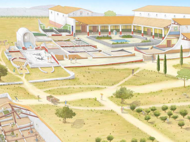 Centro de Interpretación de Villaricos