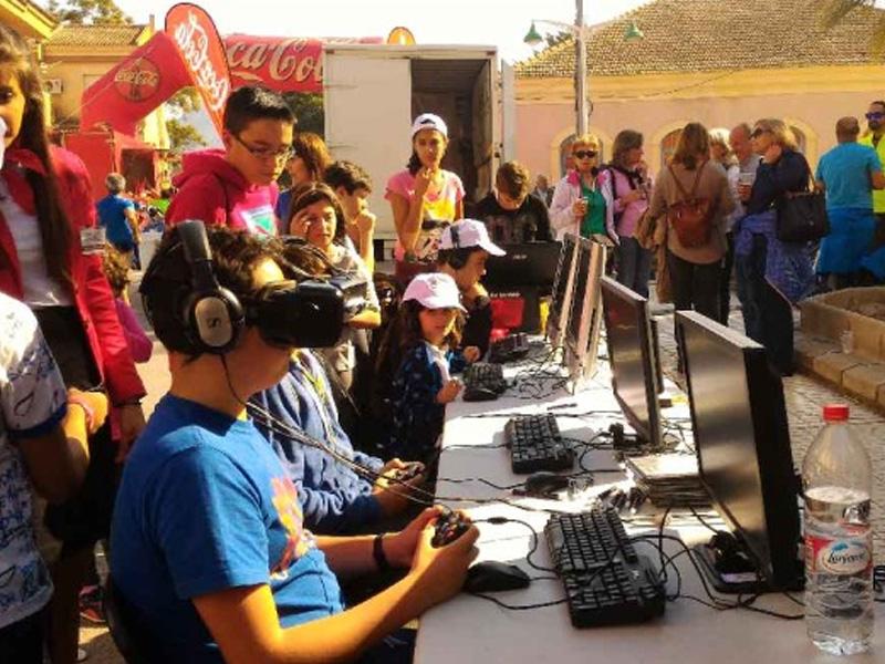 Asesoramiento histórico para la realización del videojuego La Encomienda Santiago de Ricote VR