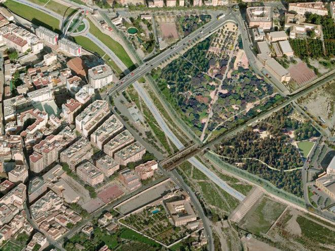 Plan de paisaje de Lorca