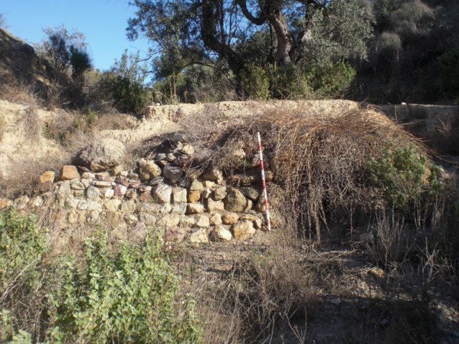 Prospección arqueológica en Molina de Segura