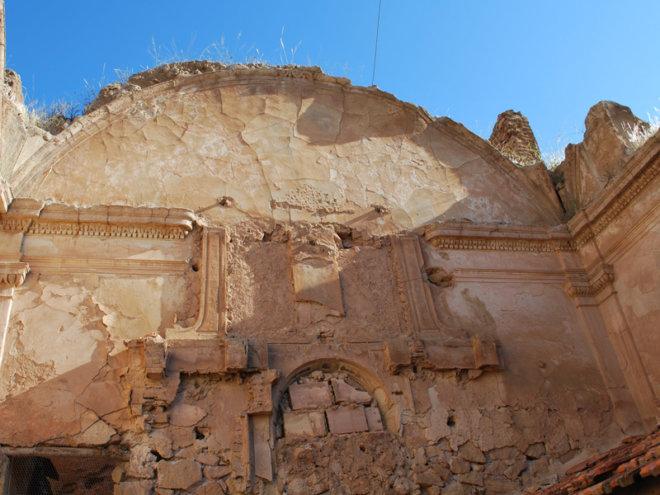 Ermita de San Lázaro en Lorca