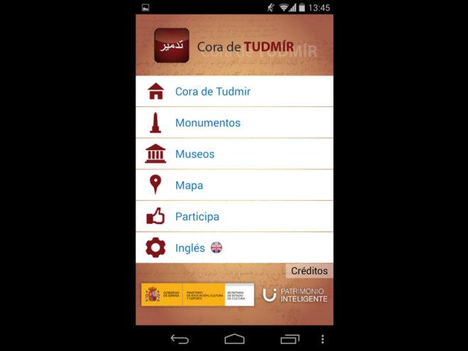 App Cora de Tudmir