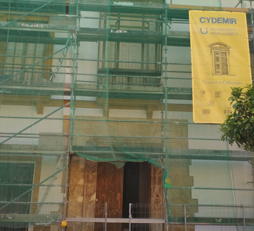Restauración de la Casa Quiñonero