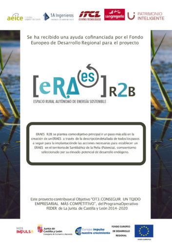 ERAES R2B. Espacio rural autónomo de energía sostenible